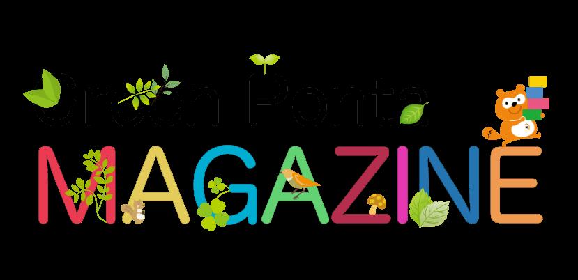 Green Ponta Magazine