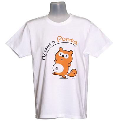 ポンタTシャツ